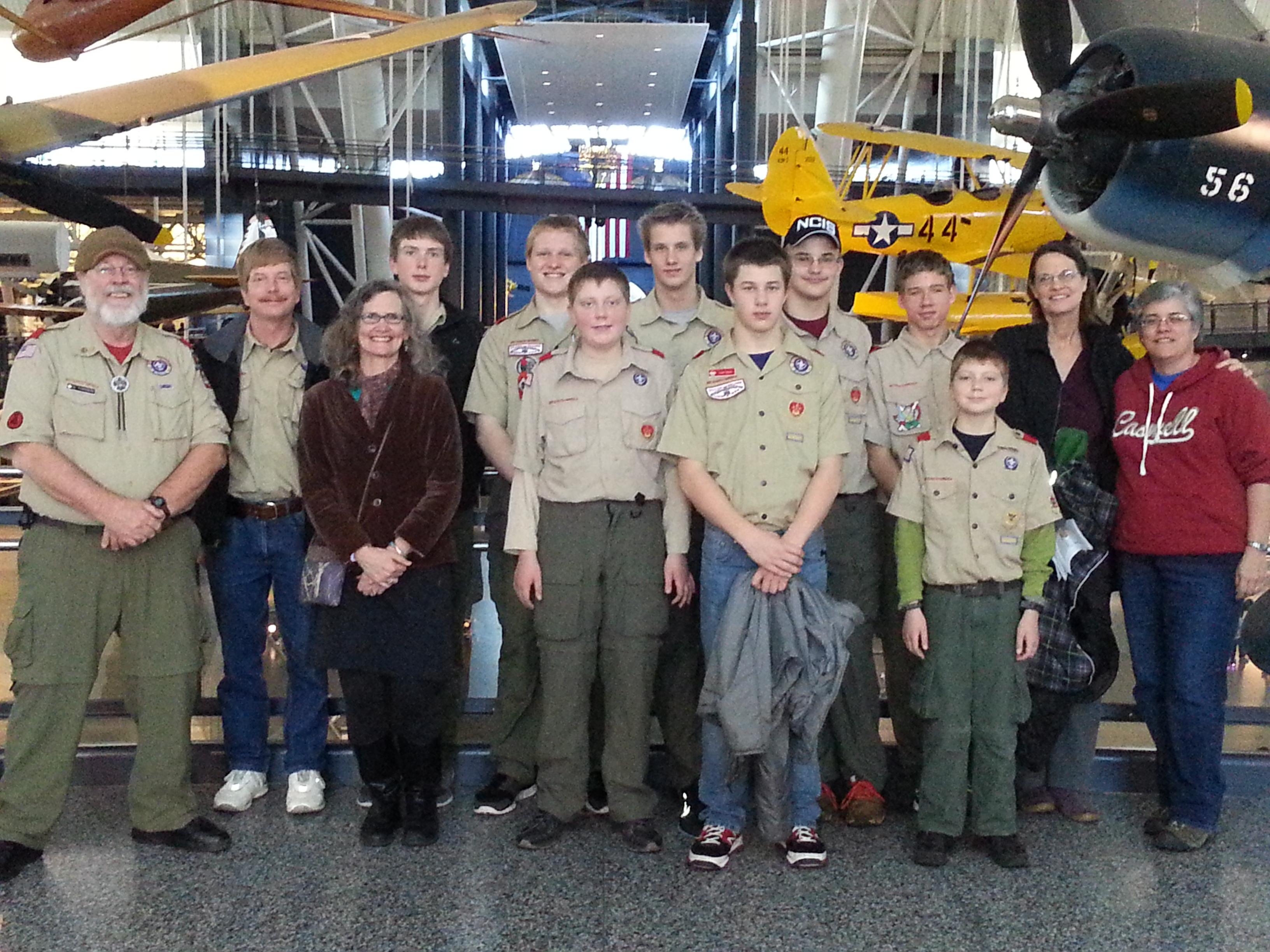 Washington trip 2015